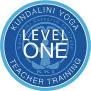 KRI seal for Kundalini Yoga Teacher Training Level 1