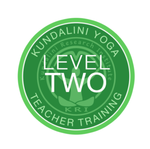 official KRI seal of Level 2 Kundalini Yoga Teacher Training